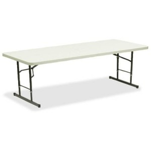 "30"" x 96"" IndestrucTable TOO Folding Table $65"