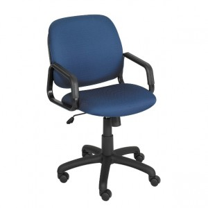 SAFCO 3450BU Cava Collection High Back Chair