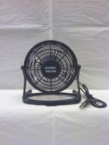 iCool USB Mini Desktop Fan $5.00