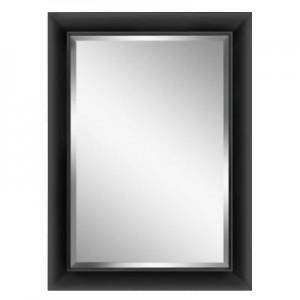 Contemporary Black Framed Mirror GB 8249