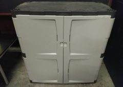 Storage Cabinet, Rubbermaid Garage Base Cabinet