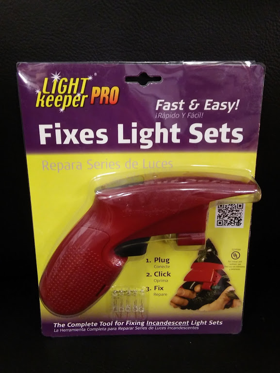 Fix Pre Lit Christmas Tree Lights