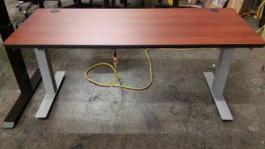 Stand Up Desk & Converter