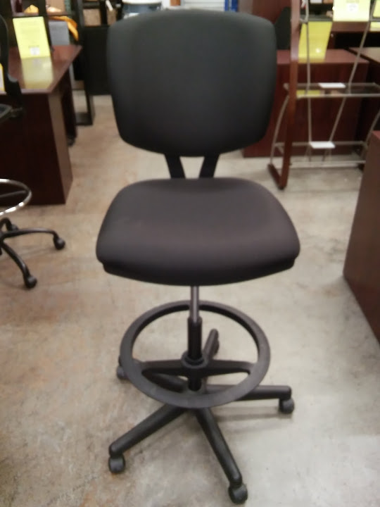 OUR PRICE: $99.99. Commercial Products, Drafting Chair ...