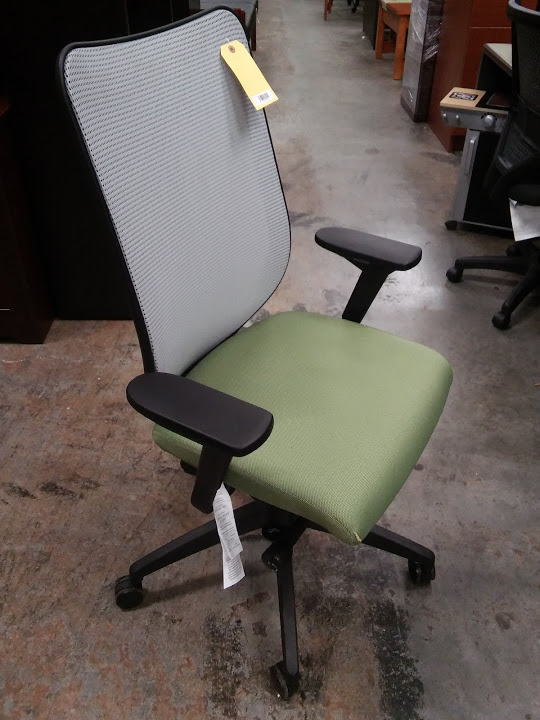 HON Nucleus Mesh Back Task Chair With Synchro Tilt U0026 2 Way Adjustable Arms