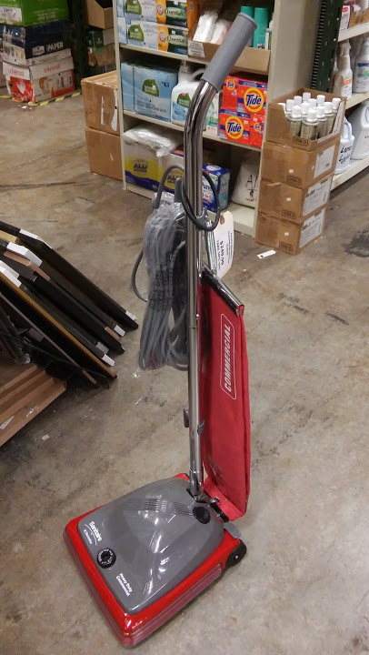 Eureka Sanitaire Commercial Vacuum Cleaner Sc684f A Amp M