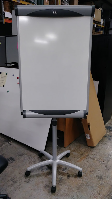 Dry Erase Magnetic Whiteboard Mobile Easel Amp Chart Pad