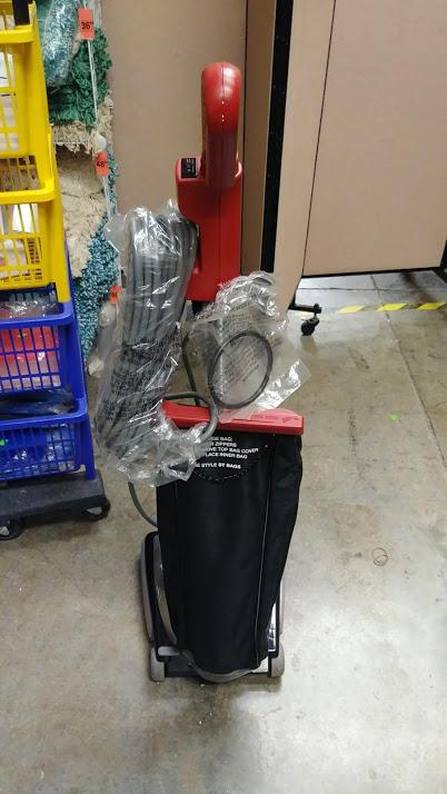 Eureka Sanitaire Commercial Vacuum Cleaner Sc889a A Amp M