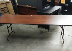 Folding Tables, 8ft Used/Scratch & Dent ~Superbowl Special Sale~ $15