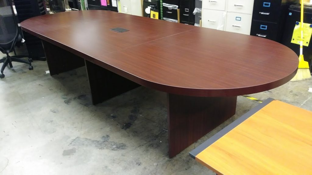 Conference Table Regency Legacy 12 Oval Conference Table In