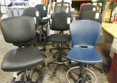 Drafting Chairs Starting At $60!