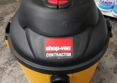 Shop Vac Contractor Grade 12-Gal 5-HP Wet/Dry Vacuum