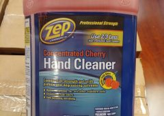 Soap & Hand Cleaners