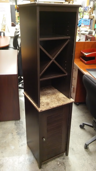 Linen Tower Peppercorn Collection By Sauder In Cinnamon